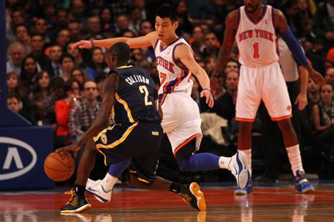 Indiana Pacers Vs New York Knicks 2 by Darren Collison Photos Photos Indiana Pacers V New York