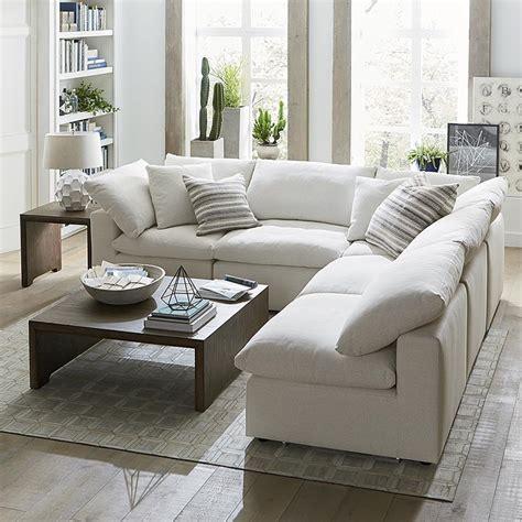 Armless Sectional Sofa Roselawnlutheran Armless Sectional Sofa