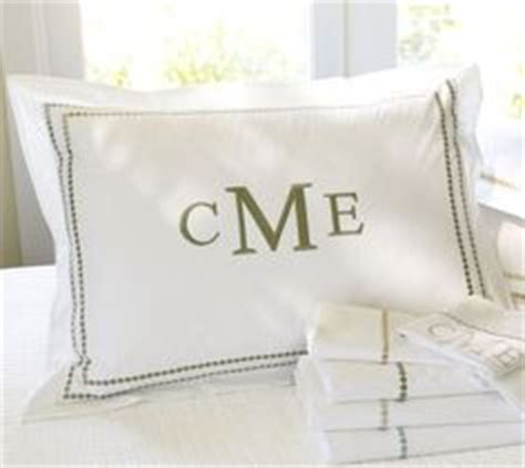 Monogram Pillows Pottery Barn by 1000 Images About Design Monogram On