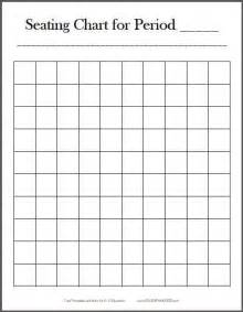 free seating chart template free printable 10x10 vertical classroom seating chart