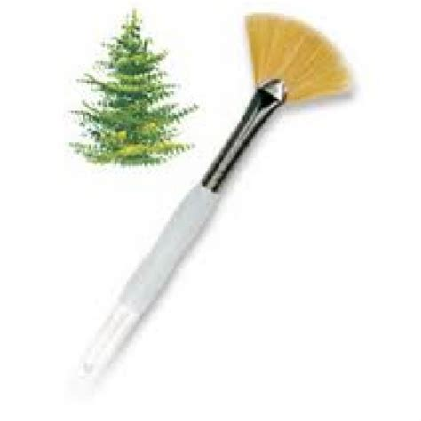 Royal 6 Fan Brush