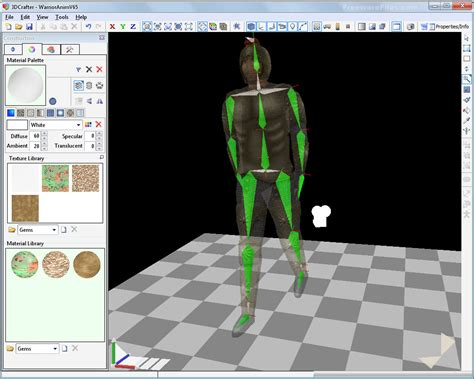 simple 3d modeling software 3d crafter 10 2 free freewarefiles graphics category