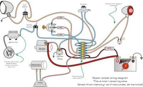 wiring    rider harley davidson forums