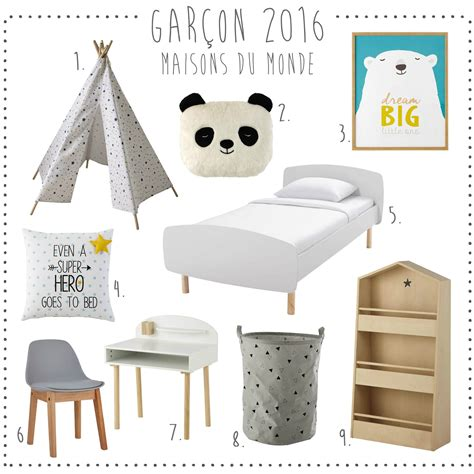 Catalogue Maisons Du Monde 2016 by Nouveau Catalogue Junior 2016 Maisons Du Monde Deco