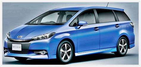 toyota wish review 2016 toyota wish facelift review toyota update review