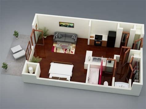 400 Square Foot House Floor Plans by Studio Apartment Floor Plans