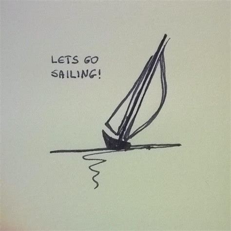minimalist boat drawing 25 best ideas about sailboat drawing on pinterest ocean