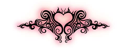tribal heart tattoo tattoos and designs page 136