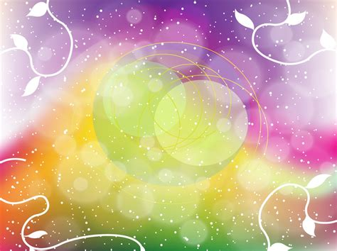 backdrop design for 80th birthday rainbow fantasy vector background vector art graphics