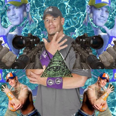 cena illuminati cena confirmed as illuminati by bm516 meme center