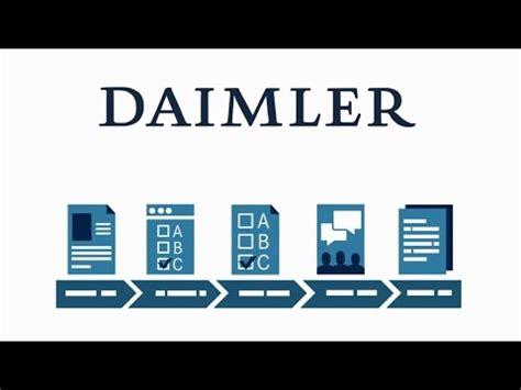 Bewerben Daimler Ag