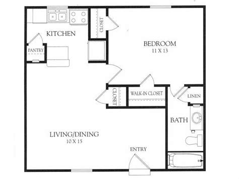The Breakers Floor Plan | the breakers on the lake apartments austin apartments