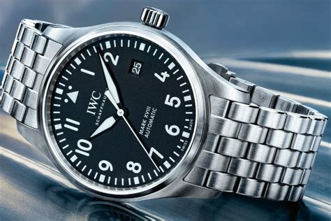 IWC Pilot's Watch Mark XVIII   aBlogtoWatch