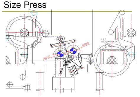 writing printing paper machine 96 2 45m trim printing writing paper machine 120tpd