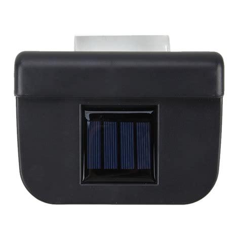 solar fan for car solar car windshield automatic cooling fan car cooling fan