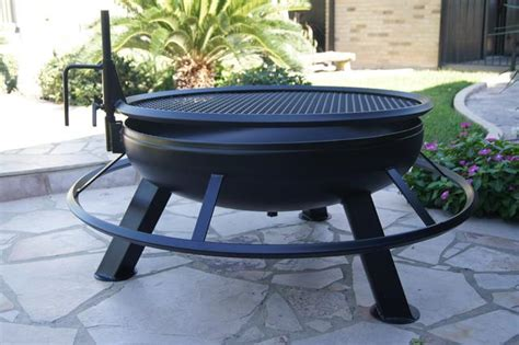 large cooking grates for fire pits home improvement