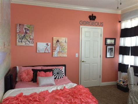 coral bedroom ideas kayton coral accent wall bedroom fashion black and white coral sweet dreams kayton