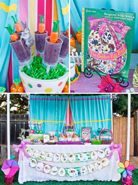easter themed events kara s party ideas quot the golden egg book quot themed boy girl