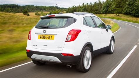 vauxhall mokka   review car magazine