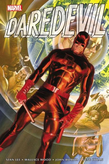daredevil omnibus vol 1 by stan lee john romita gene colan bill everett hardcover