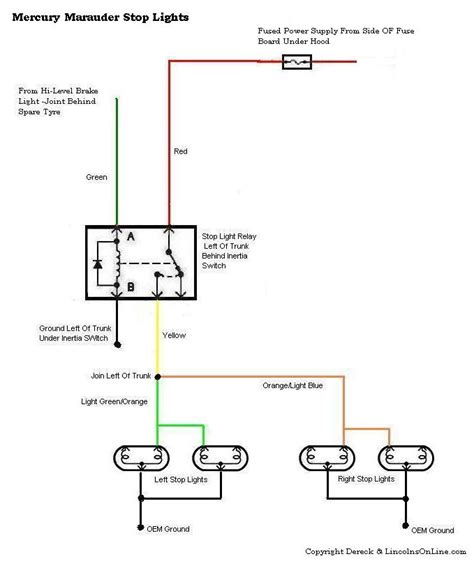 sequential turn lights wiring diagram free