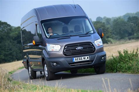 2016 ford transit ford transit 2016 uk pictures auto express