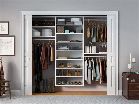 Closet Design by Reach In Closets Designs Ideas By California Closets