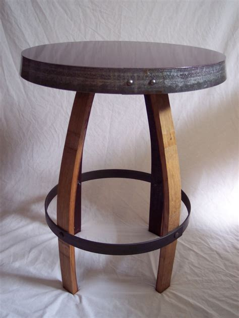 stave end table barrel end table ideas loccie better homes gardens ideas