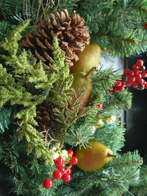 christmas decorations with berries 65 handmade diy decorating ideas easy crafts and decorating gift ideas hgtv