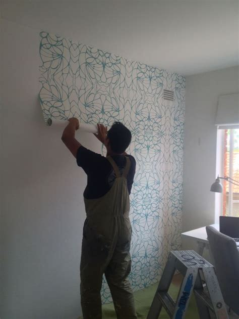 wallpaper for renters 25 best ideas about vinyl wallpaper on pinterest