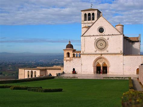 san francisco de asis italia assisi and the basilica of st francis unesco world