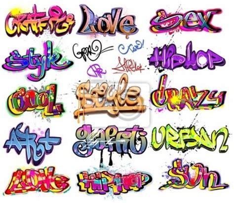 stiker gambar graffiti keren