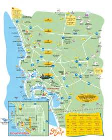 Maps Of San Diego by San Diego Maps And Zip Codes World Map Photos And Images