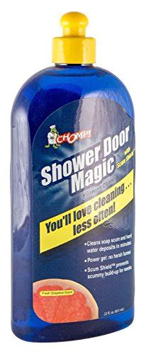 magic bathroom cleaner chomp 52117 shower door magic bathroom cleaner