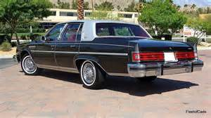All Pontiac Gmc All American Classic Cars 1979 Buick Electra Park Avenue