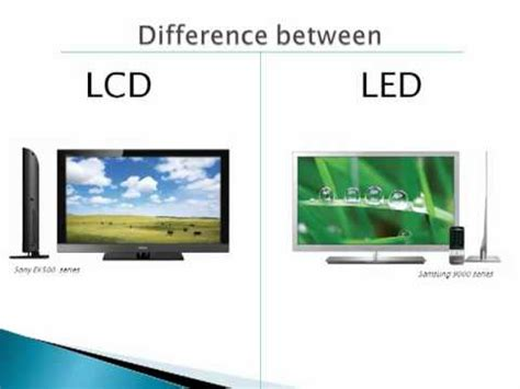 Tv Lcd Vs Led are led tvs better than lcd tvs cashify