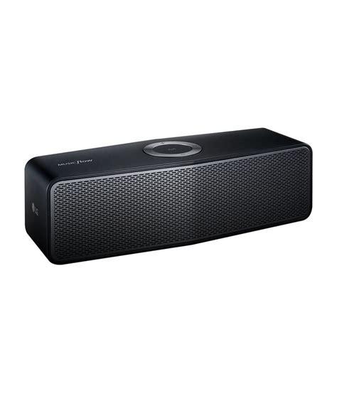Speaker Lg Bluetooth buy lg np7550 portable bluetooth speaker black at