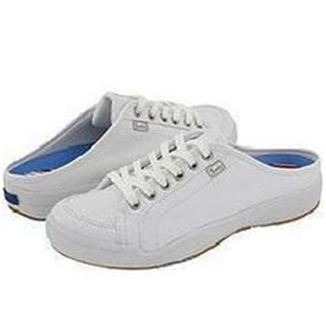 open back tennis shoes keds s leather lace up open back white tennis shoes