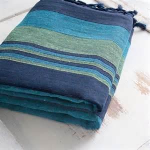 dessus de lit en coton couvertures indiennes par pankaj e