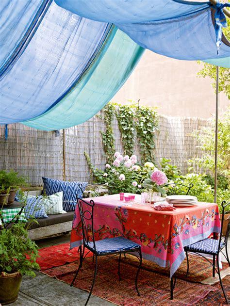 shade backyard how to create shade stylishly in your backyard megan morris