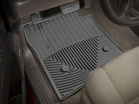floor liner weathertech cadillac escalade 1st row fineline custom auto