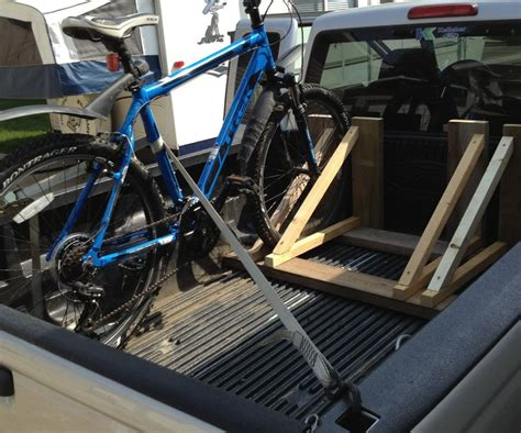 In Bed Bike Rack For Truck by Best 25 Truck Bed Bike Rack Ideas On Bike