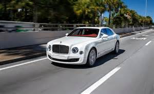 Bentley Mulsanne White Bentley Mulsanne 2015 White Image 163
