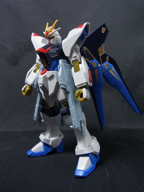 Zgmf X20a Strike Freedom Gundam Vergft 2nd kit review of hg 1 144 zgmf x20a strike freedom gundam ver gft no 26 big size images gunjap