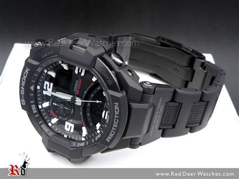 Ga1000fc buy casio g shock gravity defier compass thermometer sport
