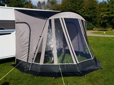 Erect Awning For Cervan by Sunnc Rotonde 300 Plus Caravan Porch Awning