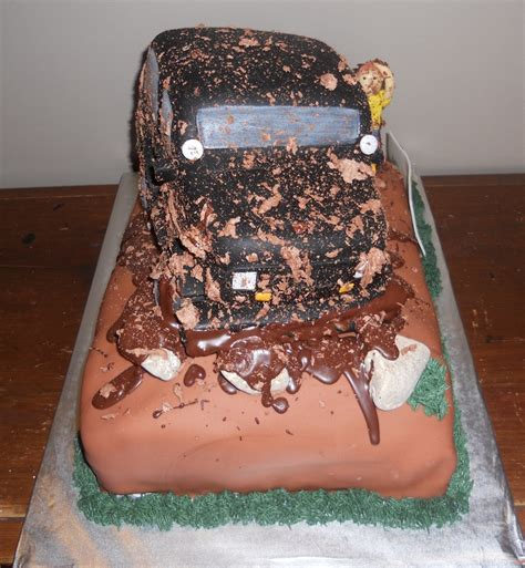 birthday jeep cake 40th birthday jeep cake cakecentral com