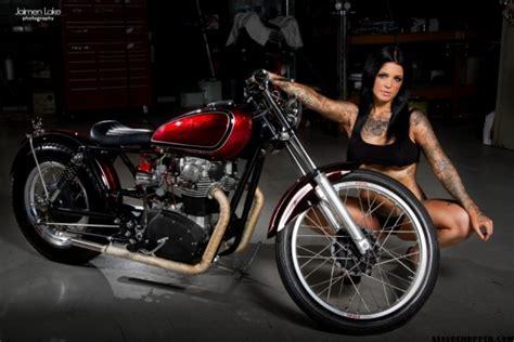 devil girls xs chopper