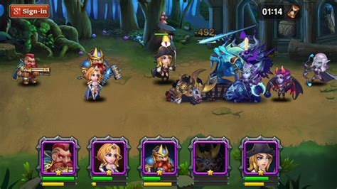 heroes charge xmod games heroes charge review dedicated rpg on the go free