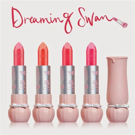 Lipstick Etude House Dear May Blooming Murah etude house dreaming swan makeup collection 2015 my